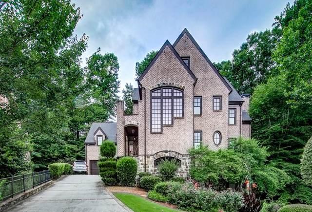 360 Ivy Knoll NE, Atlanta, GA 30342 (MLS #6745384) :: RE/MAX Paramount Properties