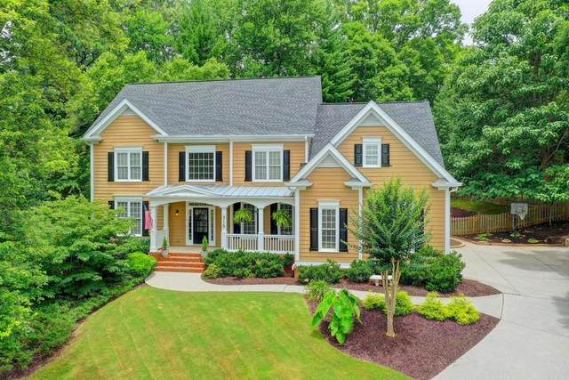 315 Riley View Court, Alpharetta, GA 30004 (MLS #6745403) :: The Heyl Group at Keller Williams