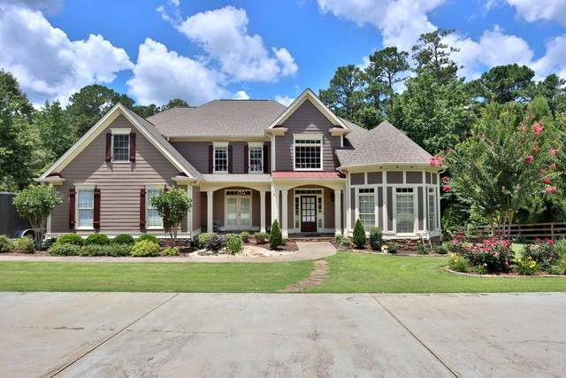 1155 Gordon Combs Road NW, Marietta, GA 30064 (MLS #6745434) :: Path & Post Real Estate