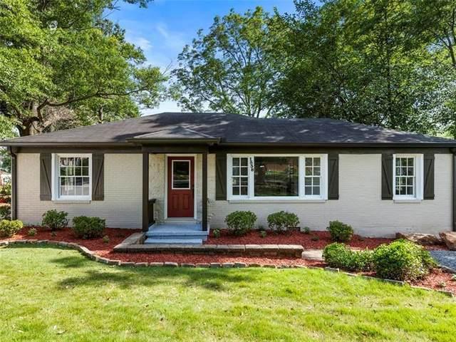1538 Cloverdale Drive SE, Marietta, GA 30067 (MLS #6745575) :: North Atlanta Home Team