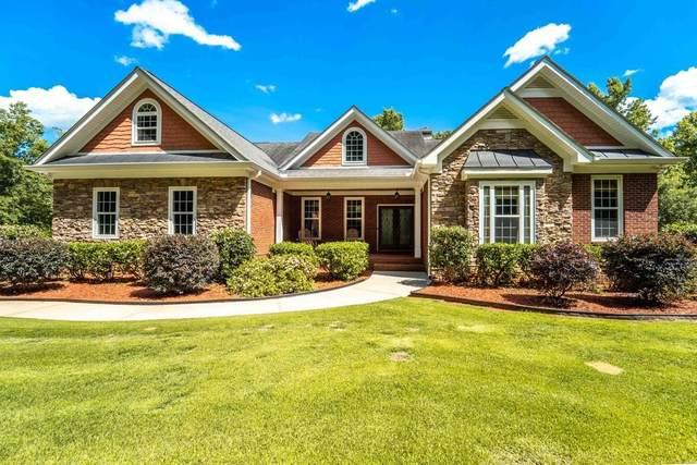 570 Tanners Bridge Circle, Bethlehem, GA 30620 (MLS #6745618) :: Charlie Ballard Real Estate