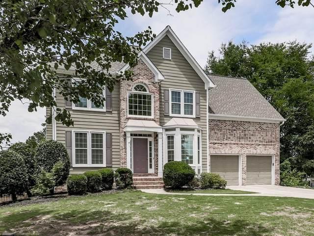 11 Mcevers Branch Landing, Acworth, GA 30101 (MLS #6745661) :: Kennesaw Life Real Estate