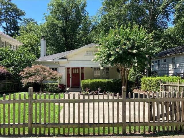 155 Peachtree Hills Avenue NE, Atlanta, GA 30305 (MLS #6745680) :: North Atlanta Home Team
