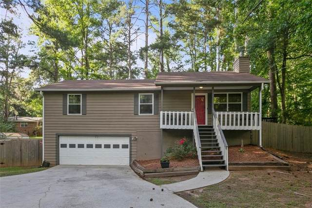 1624 Debbie Drive SW, Mableton, GA 30126 (MLS #6745701) :: North Atlanta Home Team