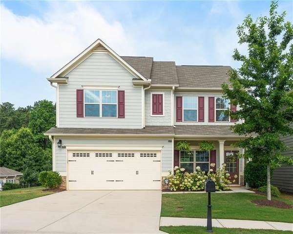 702 Pineglen Drive, Acworth, GA 30102 (MLS #6745853) :: North Atlanta Home Team