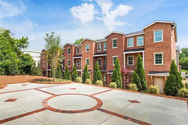 1777 Temple Avenue F, College Park, GA 30337 (MLS #6746167) :: BHGRE Metro Brokers