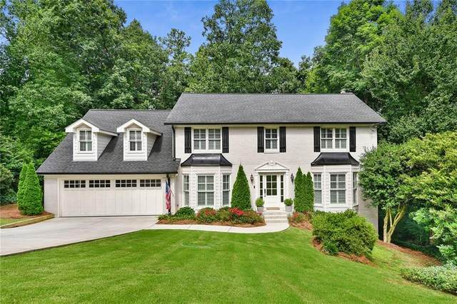 4246 Glengary Court NE, Atlanta, GA 30342 (MLS #6746210) :: The Heyl Group at Keller Williams