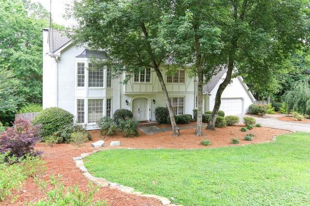 1121 Redfield Ridge, Dunwoody, GA 30338 (MLS #6746254) :: Scott Fine Homes at Keller Williams First Atlanta