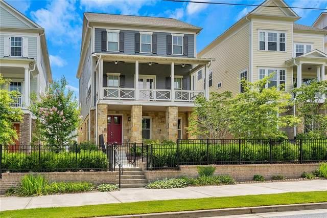2795 Webb Road, Milton, GA 30004 (MLS #6746279) :: Tonda Booker Real Estate Sales