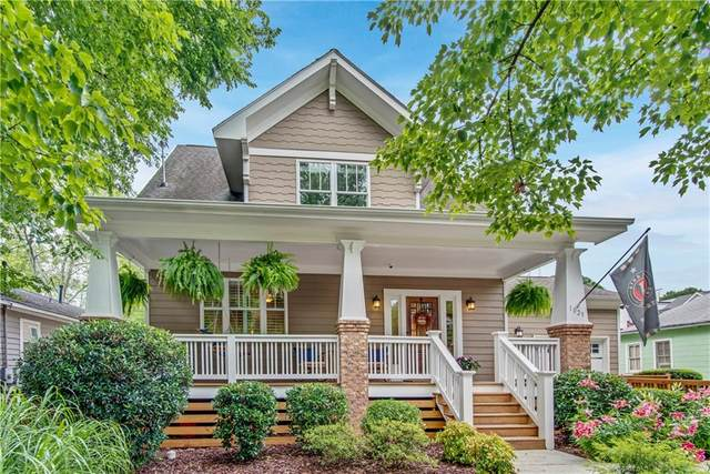 1029 Wylie Street SE, Atlanta, GA 30316 (MLS #6746351) :: The Zac Team @ RE/MAX Metro Atlanta