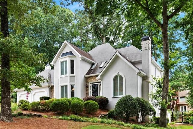 2372 Brittany Lane, Marietta, GA 30062 (MLS #6746485) :: Rock River Realty