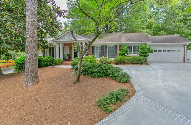 1032 Ferncliff Road NE, Atlanta, GA 30324 (MLS #6746510) :: Path & Post Real Estate