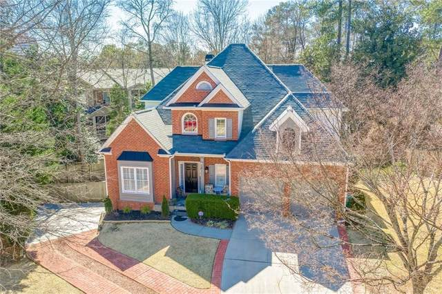 725 Orchard Court, Sandy Springs, GA 30328 (MLS #6746524) :: North Atlanta Home Team