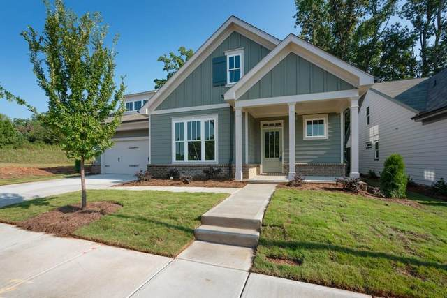 252 Saratoga Drive, Woodstock, GA 30102 (MLS #6746572) :: The Cowan Connection Team