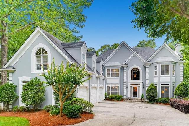 8690 River Bluff Lane, Roswell, GA 30076 (MLS #6746691) :: The Heyl Group at Keller Williams
