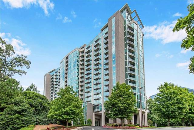 3300 Windy Ridge Parkway SE #1210, Atlanta, GA 30339 (MLS #6747011) :: KELLY+CO