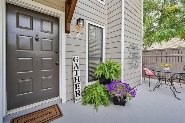 210 Park Ridge Circle, Marietta, GA 30068 (MLS #6747055) :: Kennesaw Life Real Estate