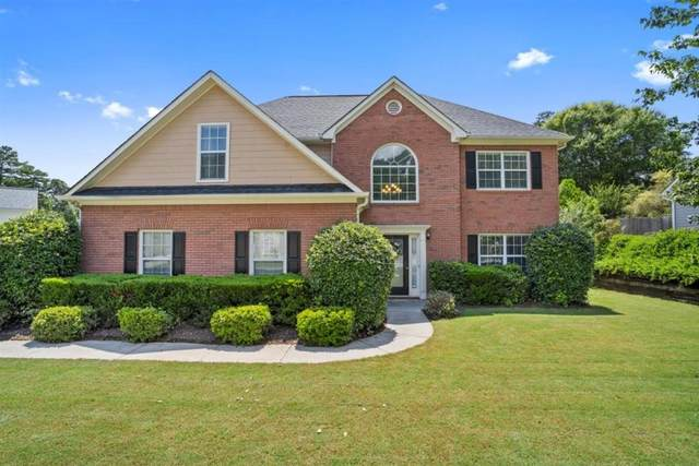 1110 Fountain Glen Drive, Lawrenceville, GA 30043 (MLS #6747175) :: North Atlanta Home Team