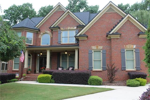 3594 Candytuft Run, Auburn, GA 30011 (MLS #6747488) :: The Heyl Group at Keller Williams