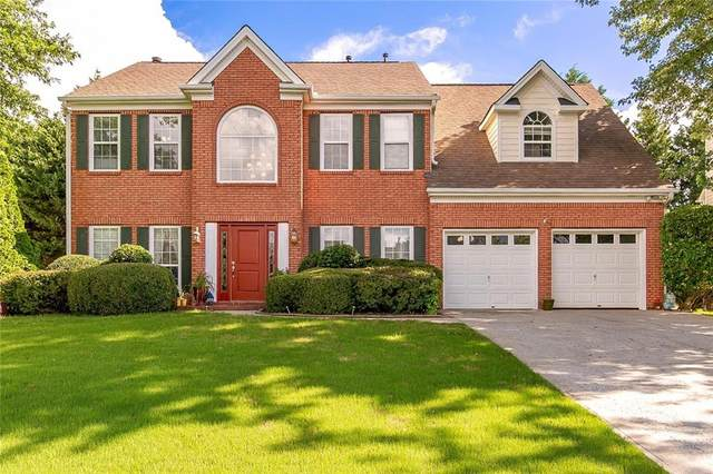 1863 Anmore Crossing NW, Kennesaw, GA 30152 (MLS #6747521) :: The Heyl Group at Keller Williams