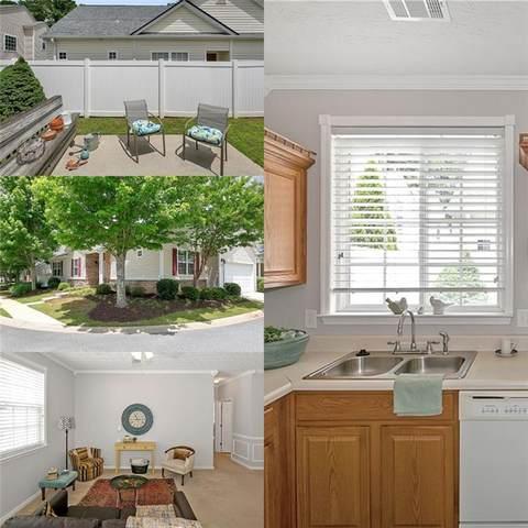 544 W Oaks Drive, Woodstock, GA 30188 (MLS #6747660) :: North Atlanta Home Team