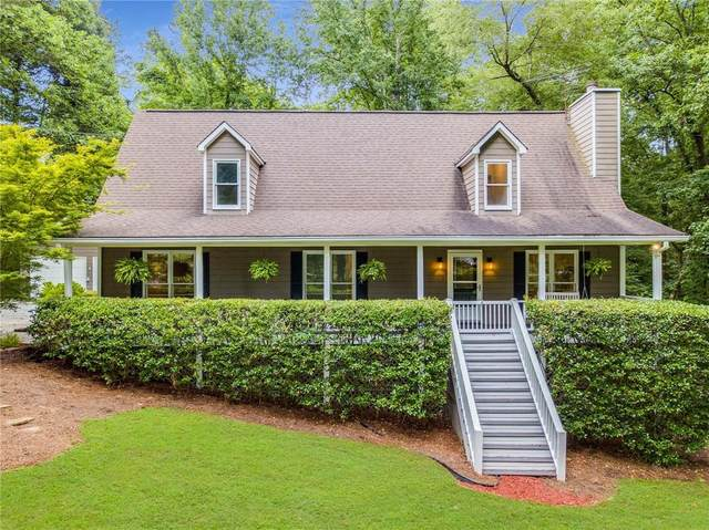 1960 Shillings Road NW, Kennesaw, GA 30152 (MLS #6747693) :: The Heyl Group at Keller Williams
