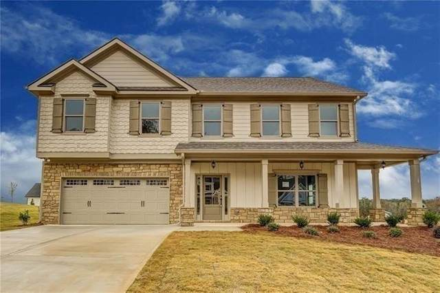 165 N Mountain Brooke Drive, Ball Ground, GA 30107 (MLS #6747807) :: MyKB Homes