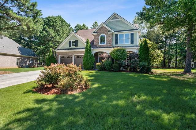 3990 Fredricksberg Court, Loganville, GA 30052 (MLS #6747839) :: The Heyl Group at Keller Williams