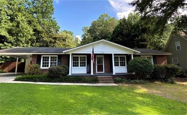 1706 Creat Trail SE, Smyrna, GA 30080 (MLS #6747866) :: North Atlanta Home Team