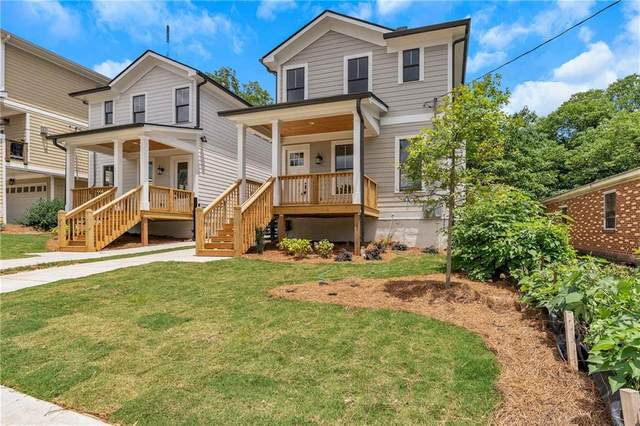 85 Mayson Avenue NE B, Atlanta, GA 30307 (MLS #6747923) :: The Zac Team @ RE/MAX Metro Atlanta