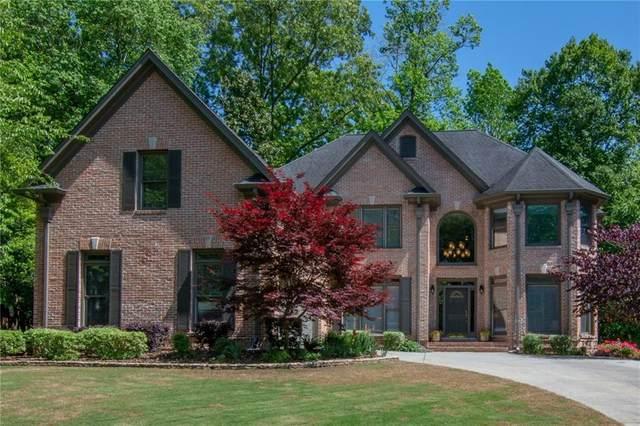 4020 Amberfield Circle, Peachtree Corners, GA 30092 (MLS #6748091) :: North Atlanta Home Team