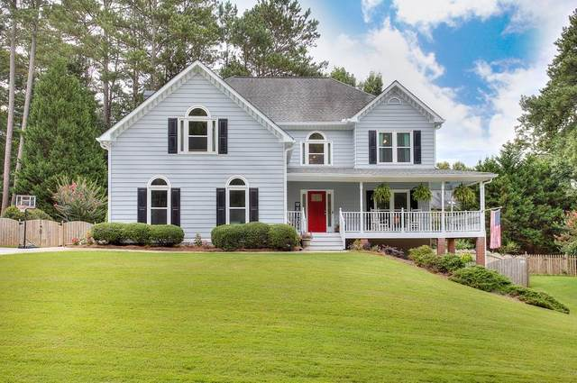 629 Braidwood Drive NW, Acworth, GA 30101 (MLS #6748198) :: The Realty Queen & Team