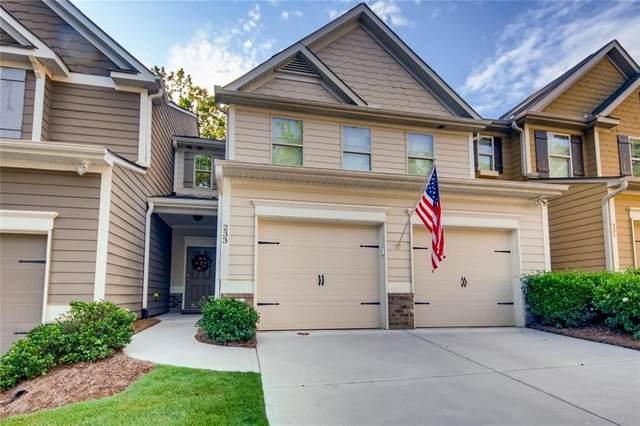 233 Oakview Drive #76, Canton, GA 30114 (MLS #6748245) :: Thomas Ramon Realty