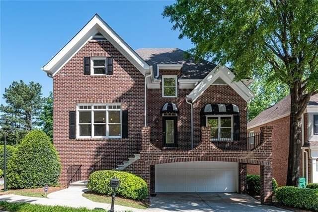 1154 Fairway Gardens NE, Brookhaven, GA 30319 (MLS #6748571) :: RE/MAX Paramount Properties