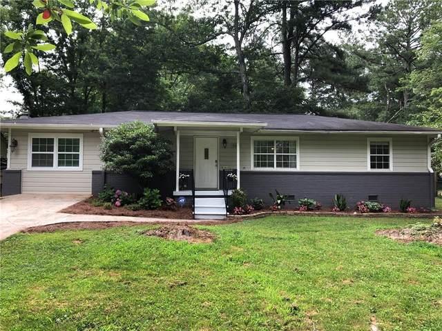 968 Pine Valley Drive, Marietta, GA 30062 (MLS #6749042) :: North Atlanta Home Team