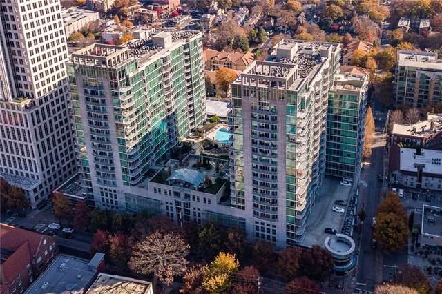923 Peachtree Street NE #1536, Atlanta, GA 30309 (MLS #6749080) :: Tonda Booker Real Estate Sales