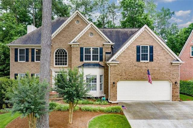 3302 Greencastle Chase NE, Marietta, GA 30062 (MLS #6749196) :: The Heyl Group at Keller Williams