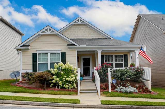 436 Parkstone Drive, Woodstock, GA 30188 (MLS #6749244) :: North Atlanta Home Team