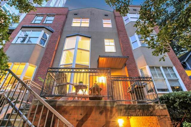 199 12th Street NE #5, Atlanta, GA 30309 (MLS #6749260) :: Thomas Ramon Realty