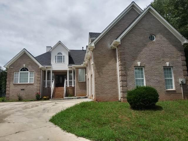 3328 Mitchell Road, Ellenwood, GA 30294 (MLS #6749462) :: Tonda Booker Real Estate Sales