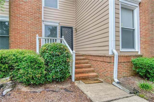7500 Roswell Road #23, Sandy Springs, GA 30350 (MLS #6749626) :: Kennesaw Life Real Estate