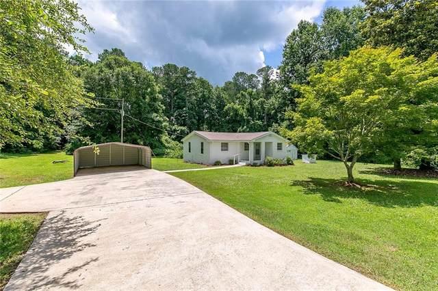 1295 Tom Miller Road, Bethlehem, GA 30620 (MLS #6749782) :: Charlie Ballard Real Estate