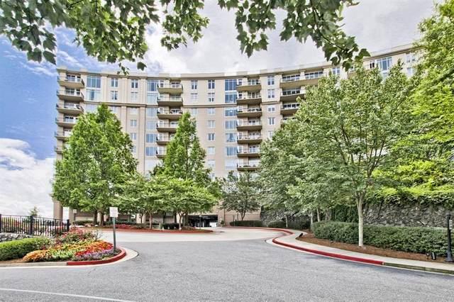 2950 SE Mount Wilkinson Parkway SE #306, Atlanta, GA 30339 (MLS #6749810) :: North Atlanta Home Team
