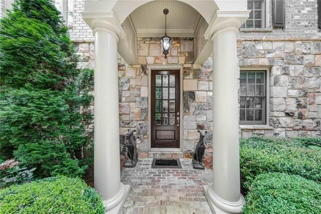 3674 Brookhaven Manor Crossing NE, Atlanta, GA 30319 (MLS #6749876) :: The Heyl Group at Keller Williams