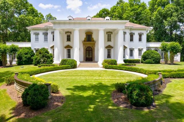 60 Sherington Place, Atlanta, GA 30350 (MLS #6749942) :: The Heyl Group at Keller Williams