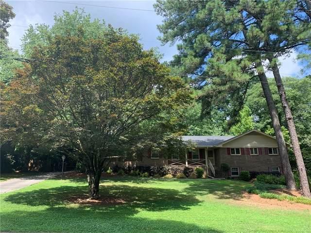 342 E Valley Drive, Marietta, GA 30068 (MLS #6750056) :: Path & Post Real Estate