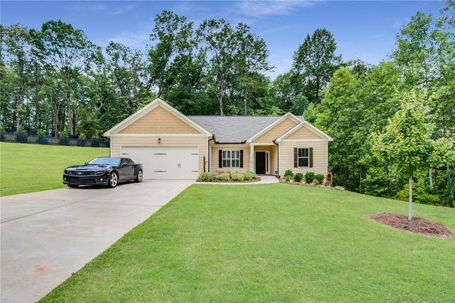 169 Bryn Drive, Dawsonville, GA 30534 (MLS #6750143) :: The Justin Landis Group