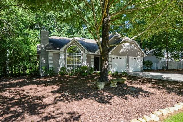 1005 Towne Manor Court NW, Kennesaw, GA 30144 (MLS #6750170) :: Dillard and Company Realty Group