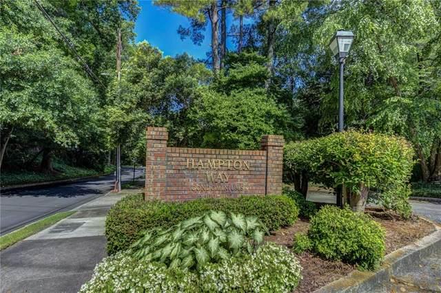 1134 Hampton Way NE, Atlanta, GA 30324 (MLS #6750179) :: The Heyl Group at Keller Williams