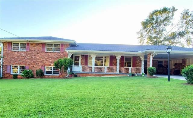 1886 Hebron Hills Drive, Tucker, GA 30084 (MLS #6750235) :: The Heyl Group at Keller Williams